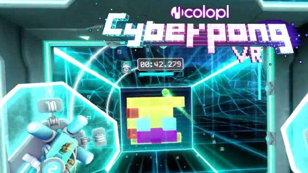Cyberpong Free Download