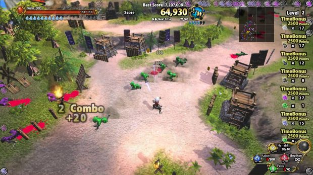 Diorama Battle of NINJA Torrent Download