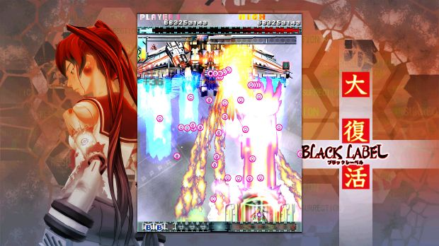 DoDonPachi Resurrection PC Crack