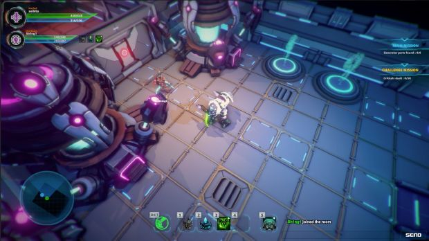 Dungeons & Robots Torrent Download