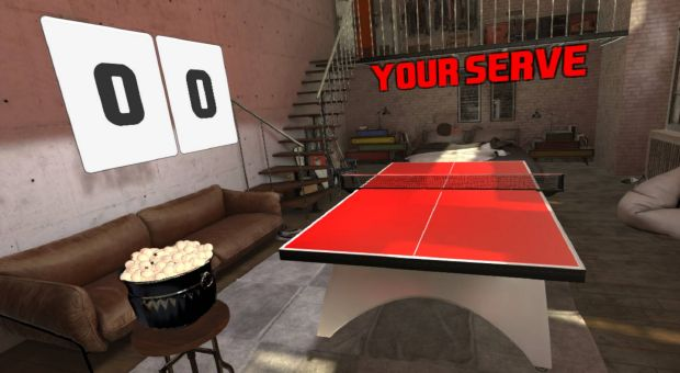 Eleven: Table Tennis VR PC Crack