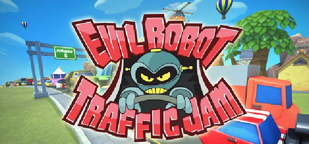 Evil Robot Traffic Jam HD Free Download
