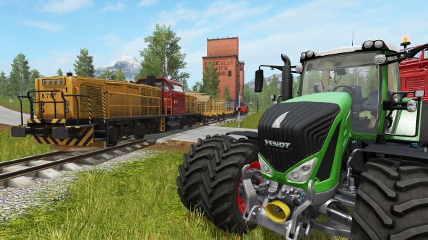 Farming Simulator 2013 Crack SKIDROW