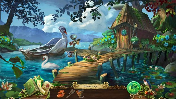 Grim Legends 2: Song of the Dark Swan PC Crack