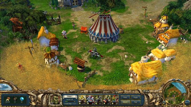 King's Bounty: Dark Side Torrent Download