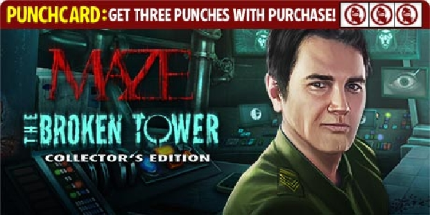 Maze: The Broken Tower Collector's Edition Free Download