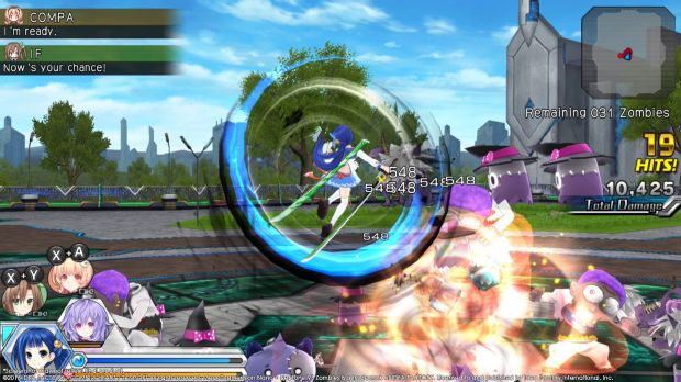 MegaTagmension Blanc + Neptune VS Zombies Deluxe Edition PC Crack