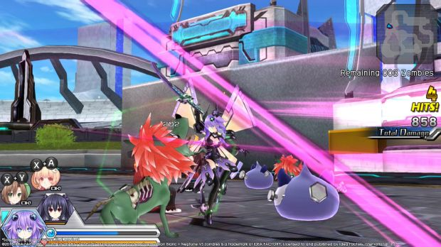 MegaTagmension Blanc + Neptune VS Zombies Deluxe Edition Torrent Download
