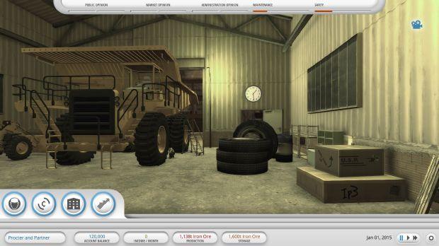Mining Industry Simulator PC Crack