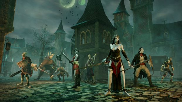 Mordheim: City of the Damned Undead Free Download