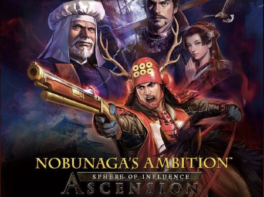 NOBUNAGA'S AMBITION: Sphere of Influence - Ascension Free Download