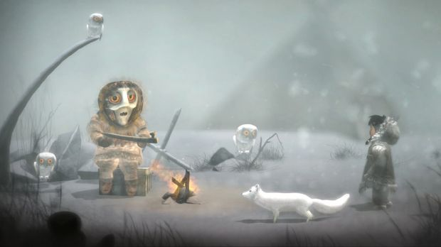 Never Alone Arctic Collection PC Crack