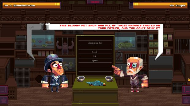 Oh...Sir!! The Insult Simulator PC Crack