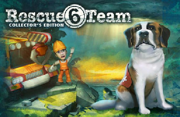 Rescue Team 6: Collector's Edition Free Download