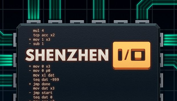 SHENZHEN I/O Free Download