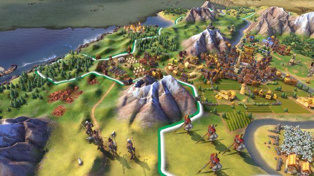 Sid Meier's Civilization VI Torrent Download