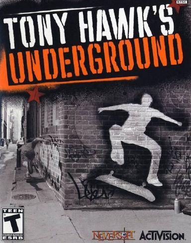 Tony Hawk's Underground Free Download