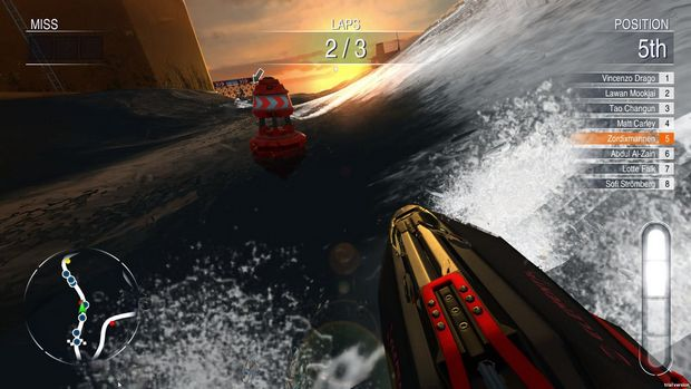 Aqua Moto Racing Utopia PC Crack