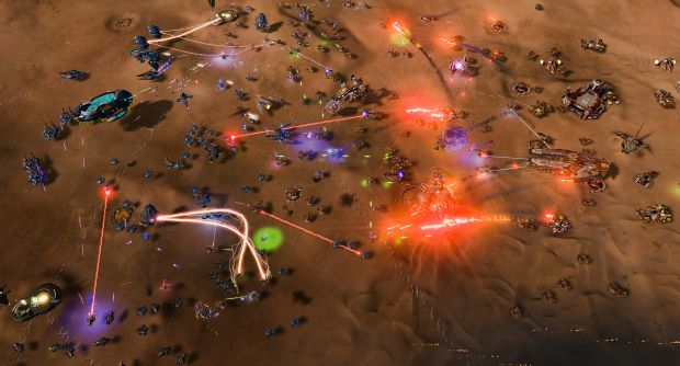 Ashes of the Singularity: Escalation Torrent Download