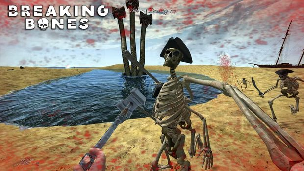 Breaking Bones PC Crack