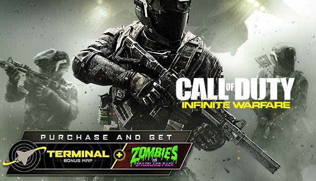 Call of Duty Infinite Warfare Free Download