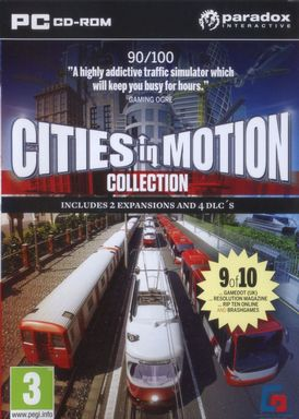 Cities in Motion Collection Free Download