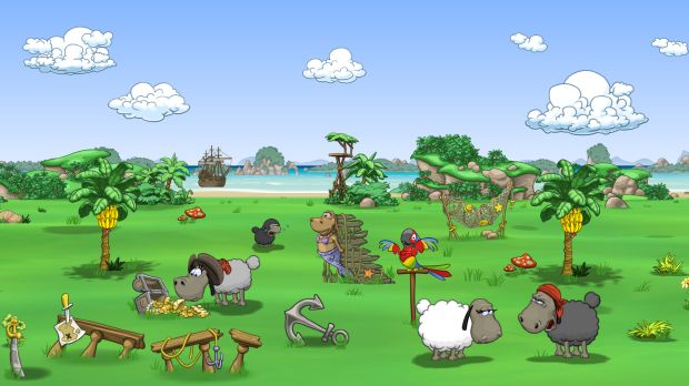 Clouds & Sheep 2 Torrent Download