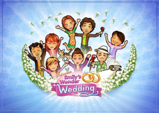 Delicious: Emily's Wonder Wedding Free Download