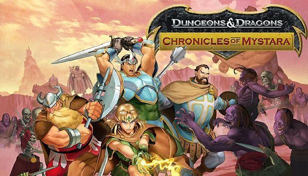 Dungeons & Dragons: Chronicles of Mystara Free Download « IGGGAMES