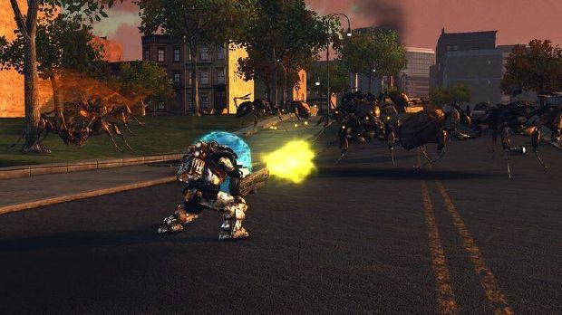 Earth Defense Force: Insect Armageddon Torrent Download