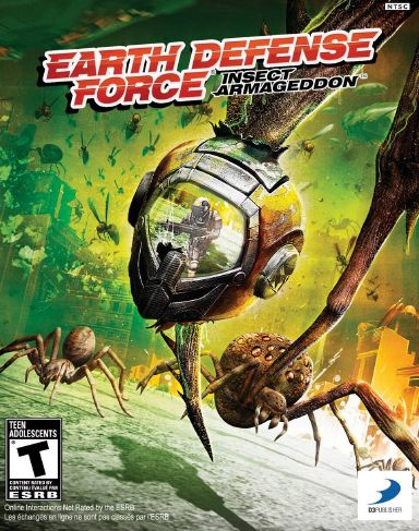 Earth Defense Force: Insect Armageddon Free Download