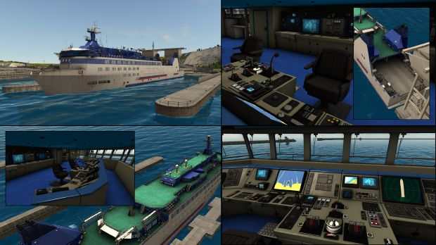 European Ship Simulator Remastered PC Crack