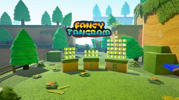 Fancy Trangram VR Torrent Download