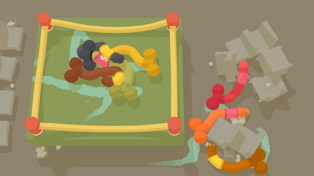 Genital Jousting PC Crack