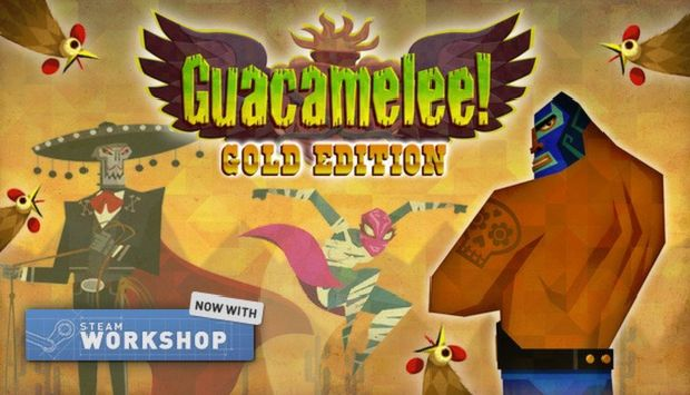 Guacamelee! Gold Edition Free Download
