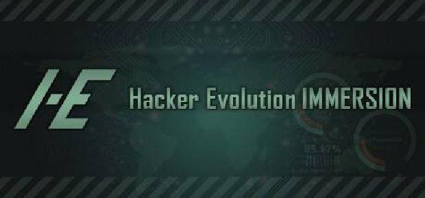 Hacker Evolution IMMERSION Free Download