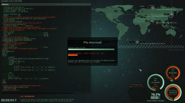 Hacker Evolution IMMERSION PC Crack