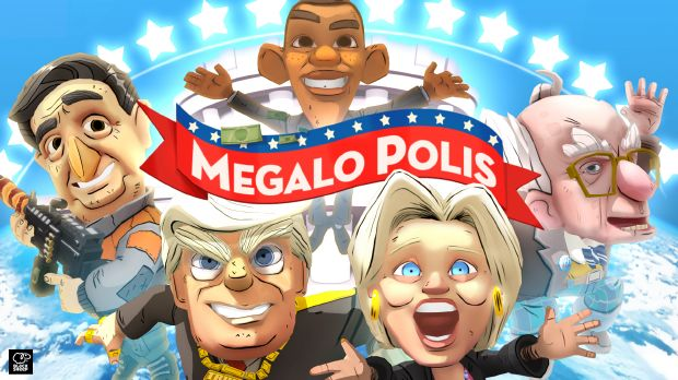Megalo Polis Free Download