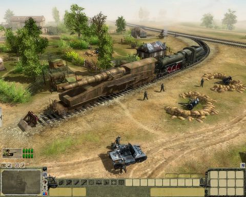 Men of War: Red Tide PC Crack