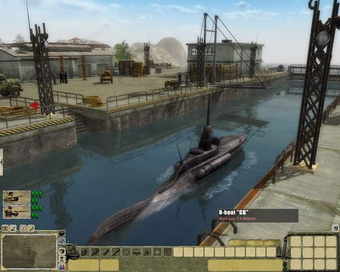 Men of War: Red Tide Torrent Download