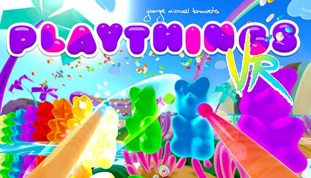 Playthings: VR Music Vacation Free Download
