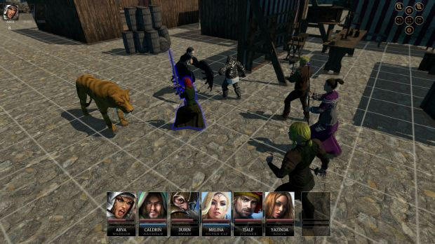 Realms of Arkania: Star Trail Torrent Download