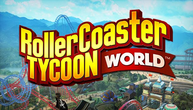 RollerCoaster Tycoon World Free Download (Post-Release
