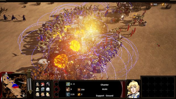 Shadow Heroes: Vengeance In Flames Torrent Download
