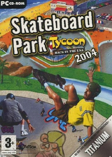 Skateboard park tycoon 2004 back in the usa game download and.