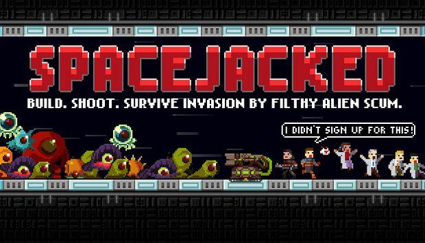 Spacejacked: