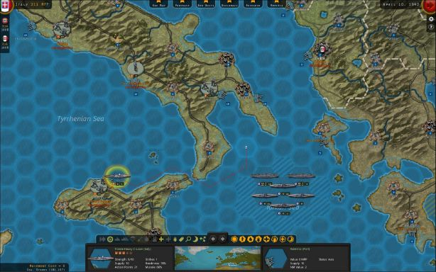 Strategic Command WWII War in Europe PC Crack