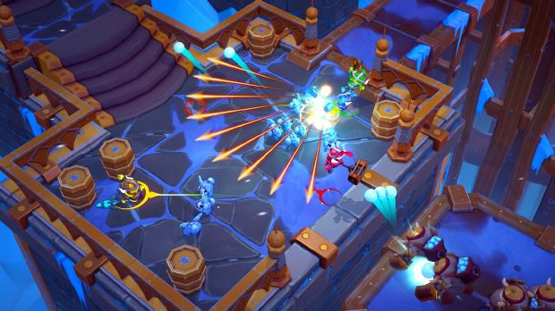 Super Dungeon Bros Torrent Download