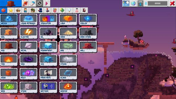 The Sandbox Evolution - Craft a 2D Pixel Universe! PC Crack
