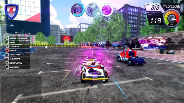 Wincars Racer Free Download